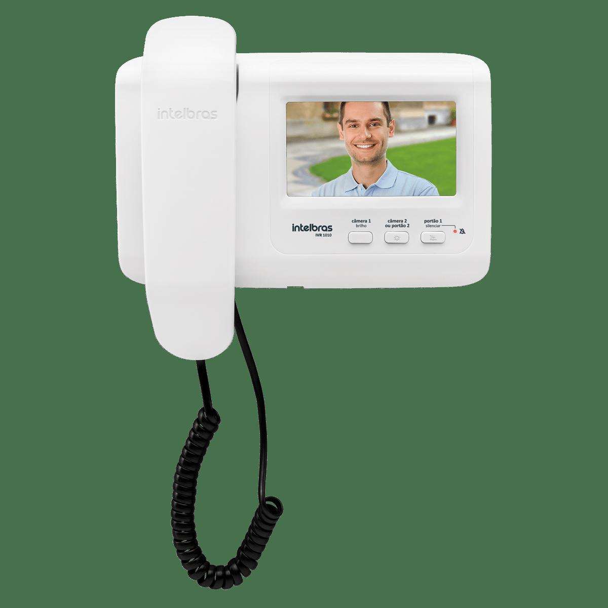 Módulo Interno para Vídeo Porteiro Intelbras IVR 1010 IN