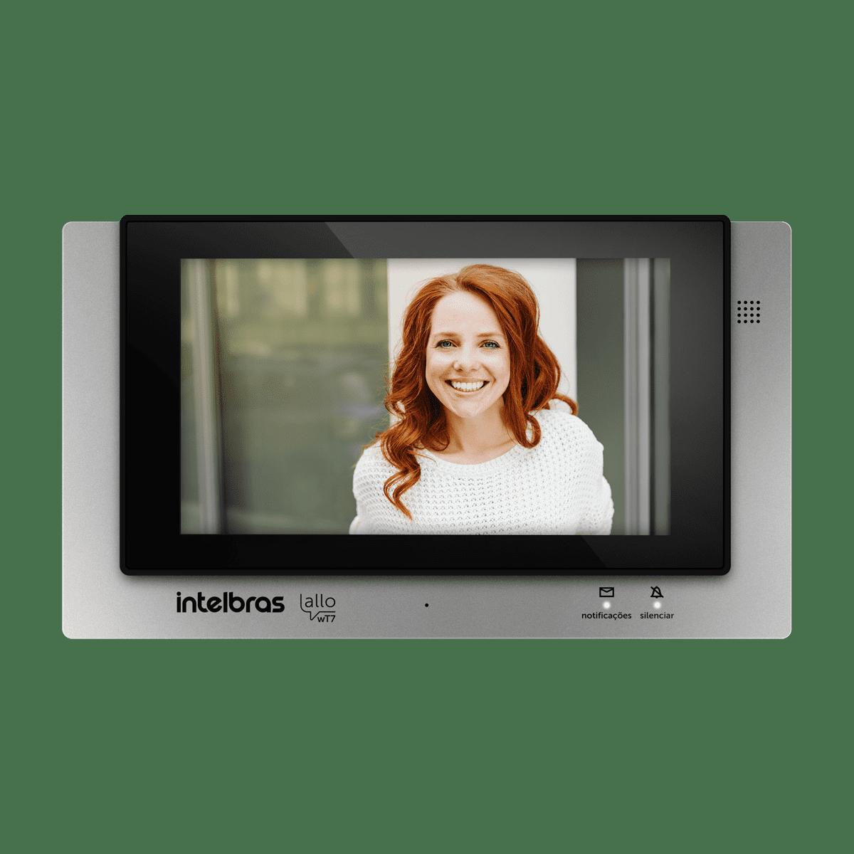Módulo Interno para Videoporteiro Intelbras wT7