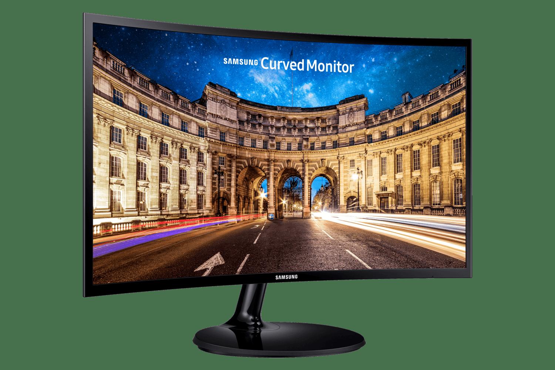 Monitor Curvo Samsung FHD HDMI, VGA, Freesync