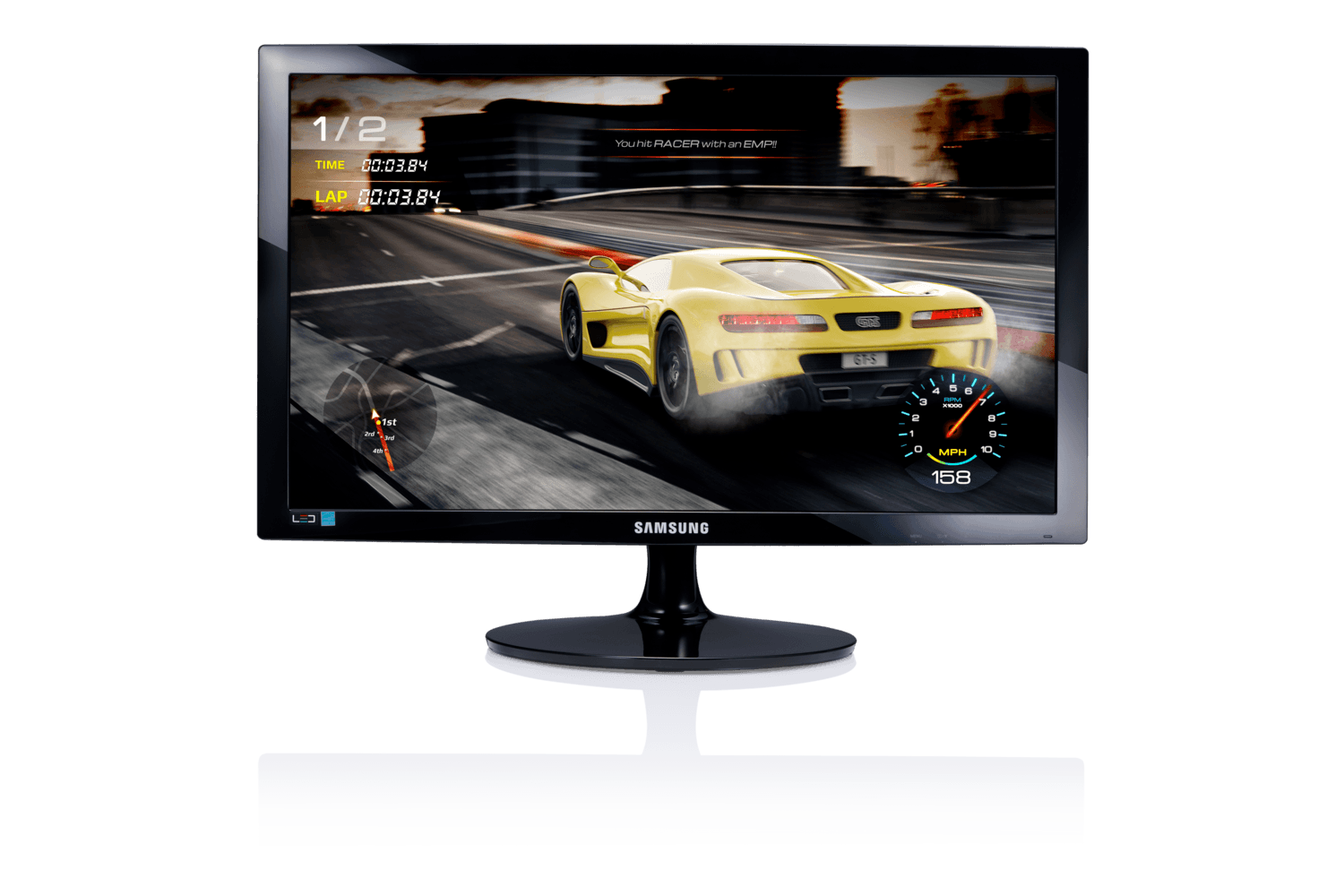 Monitor Gamer Full HD LED Samsung 24""