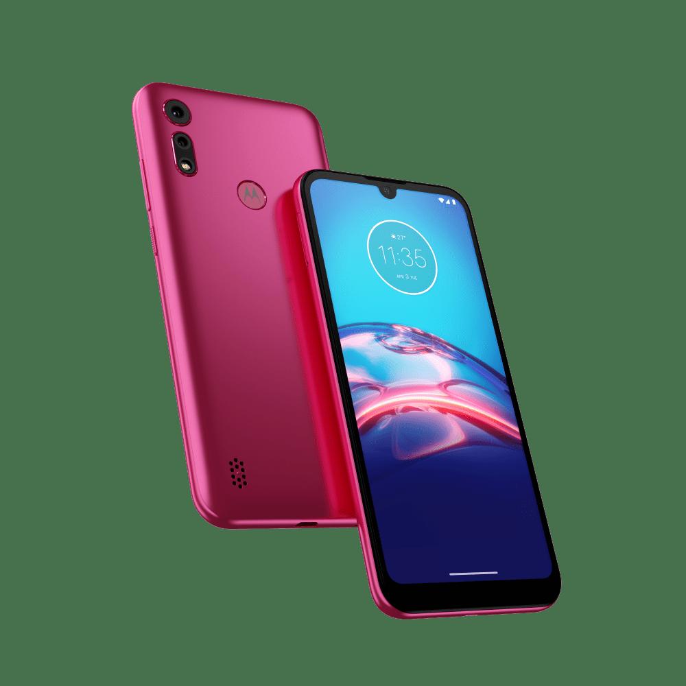 """Smartphone Motorola Moto E6i Tela 6,1"""" - Tiger 1,5 GHz Octa-Core - 32 GB - 2 GB RAM - Câm. Dupla 13 MP"""