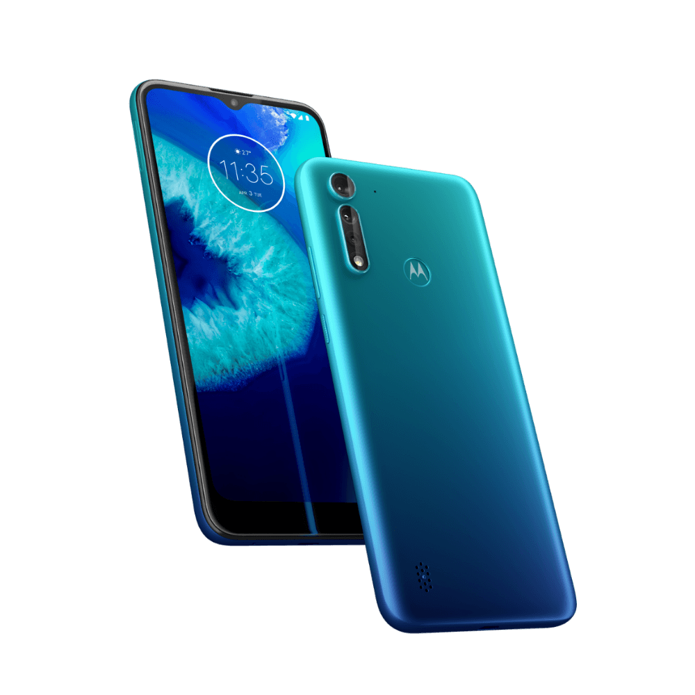 "Smartphone Motorola Moto G8 Power Lite 64GB Tela 6,5"" - Octa Core 4GB RAM Câm. Tripla 8 MP"