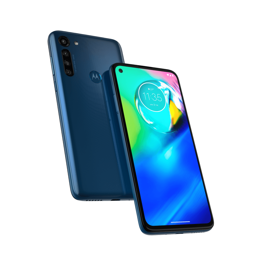 "Smartphone Motorola Moto G8 Power 64GB Tela 6,4"" - Qualcomm Snapdragon 665 4 GB RAM Câm. Quádrupla 16 MP"