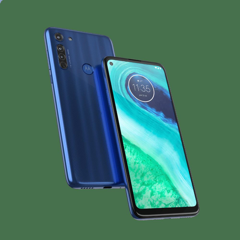 """Smartphone Motorola Moto G8 64GB Tela 6,5"""" - Qualcomm Snapdragon 665 4GB RAM Câm. Tripla 16 MP"""