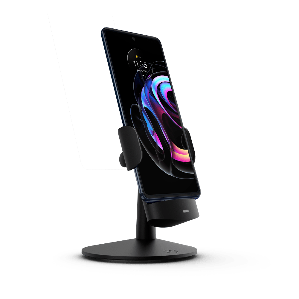 Motorola Edge 20 Pro + Cabo HDMI USB-C + Suporte multimídia