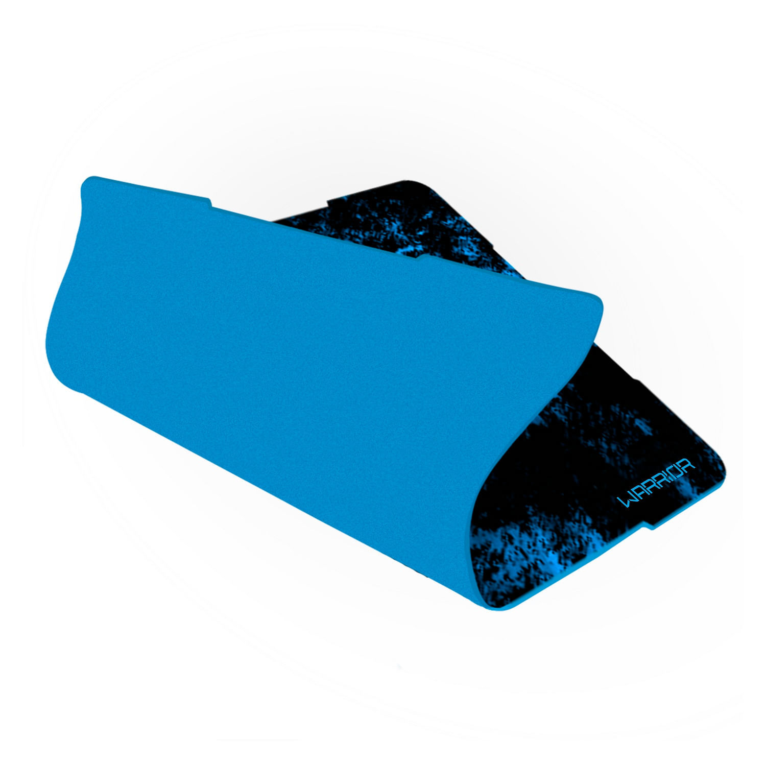Mouse Pad Multilaser Gamer - Warrior Azul - AC288