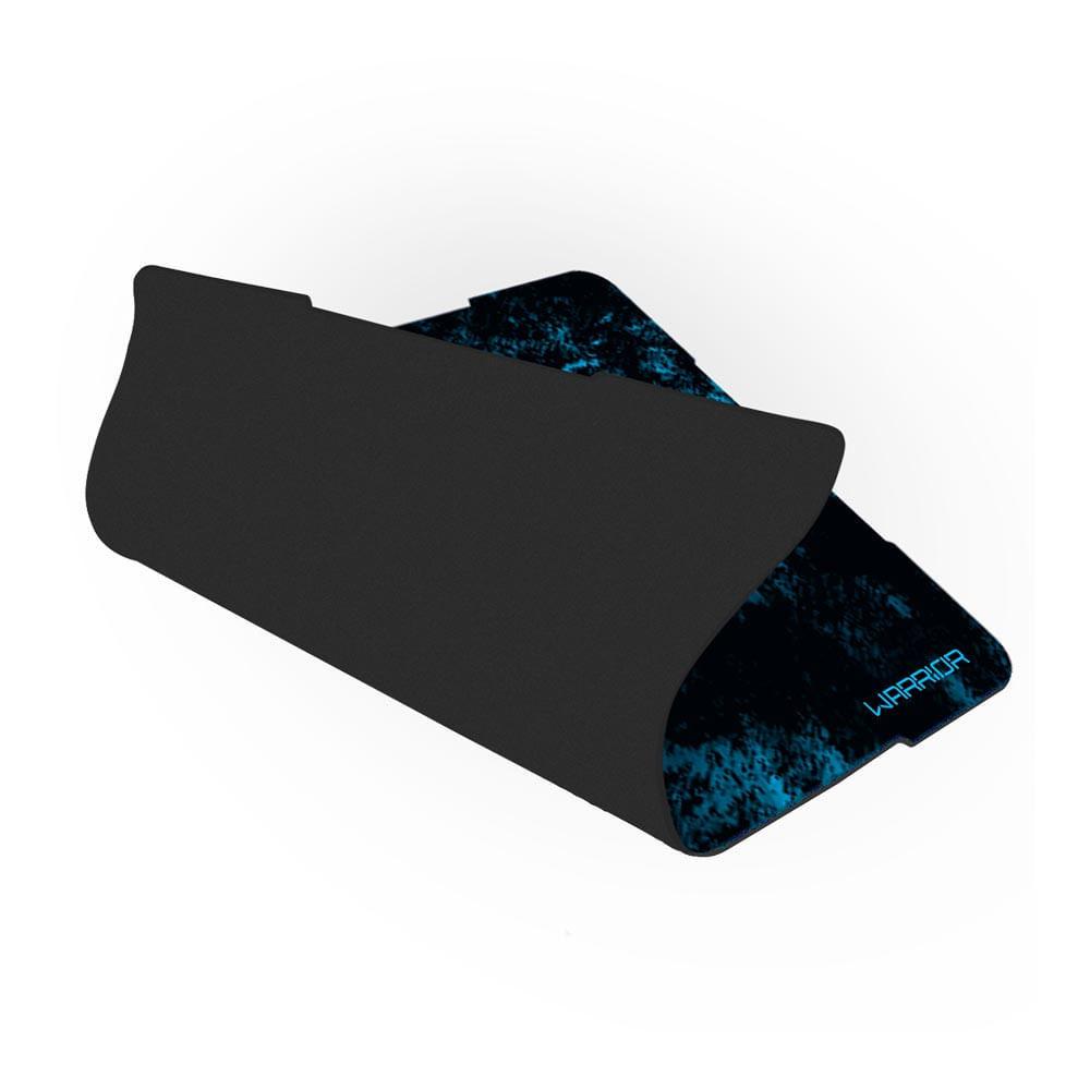 Mouse Pad Gamer Azul Warrior - AC288