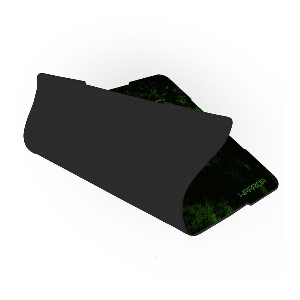 Mouse Pad Gamer Verde Warrior - AC287