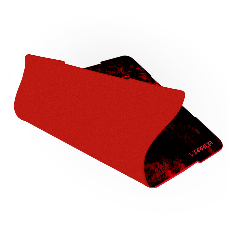 Mouse Pad Multilaser Gamer Warrior Vermelho - AC286