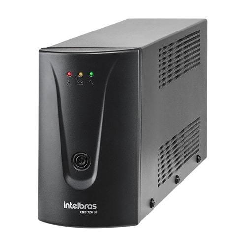 Nobreak Interativo Bivolt Intelbras XNB 720Va Bi