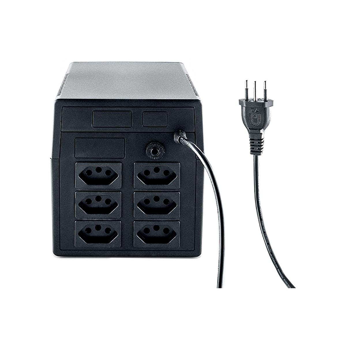 Nobreak Interativo Monovolt Intelbras XNB 1200Va 220V