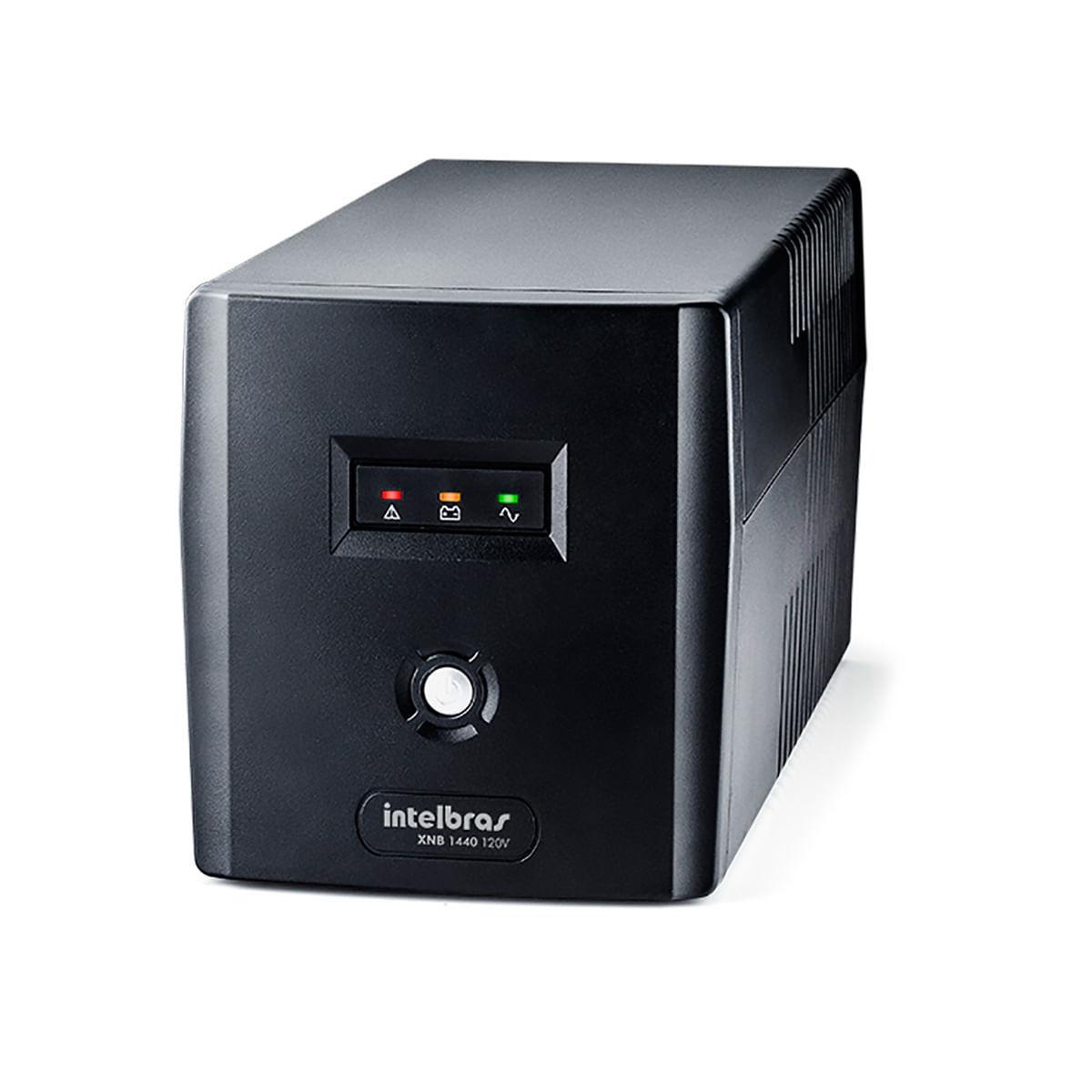 Nobreak Interativo Monovolt Intelbras Xnb 1440Va 120V