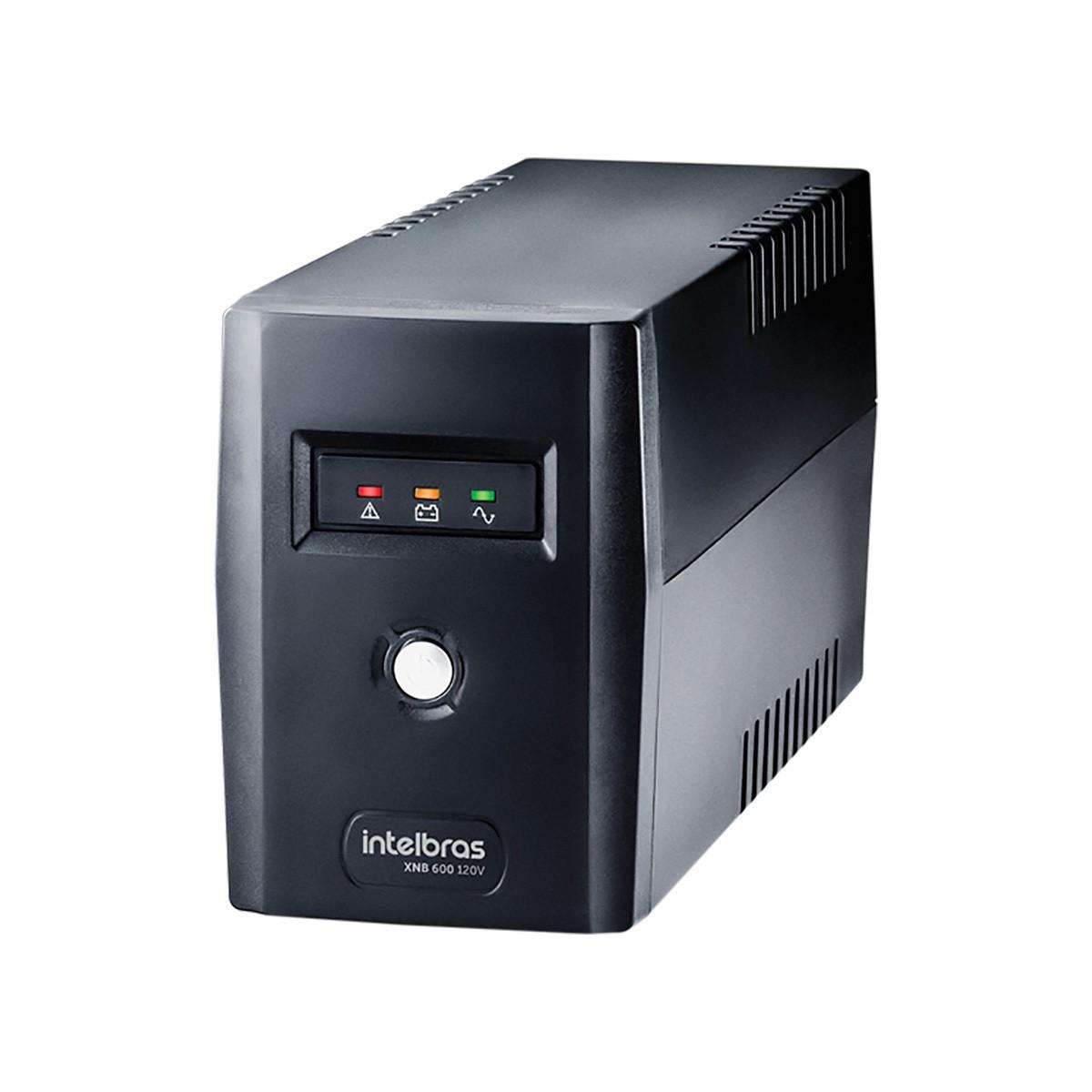 Nobreak Interativo Monovolt Intelbras XNB 600Va 120V