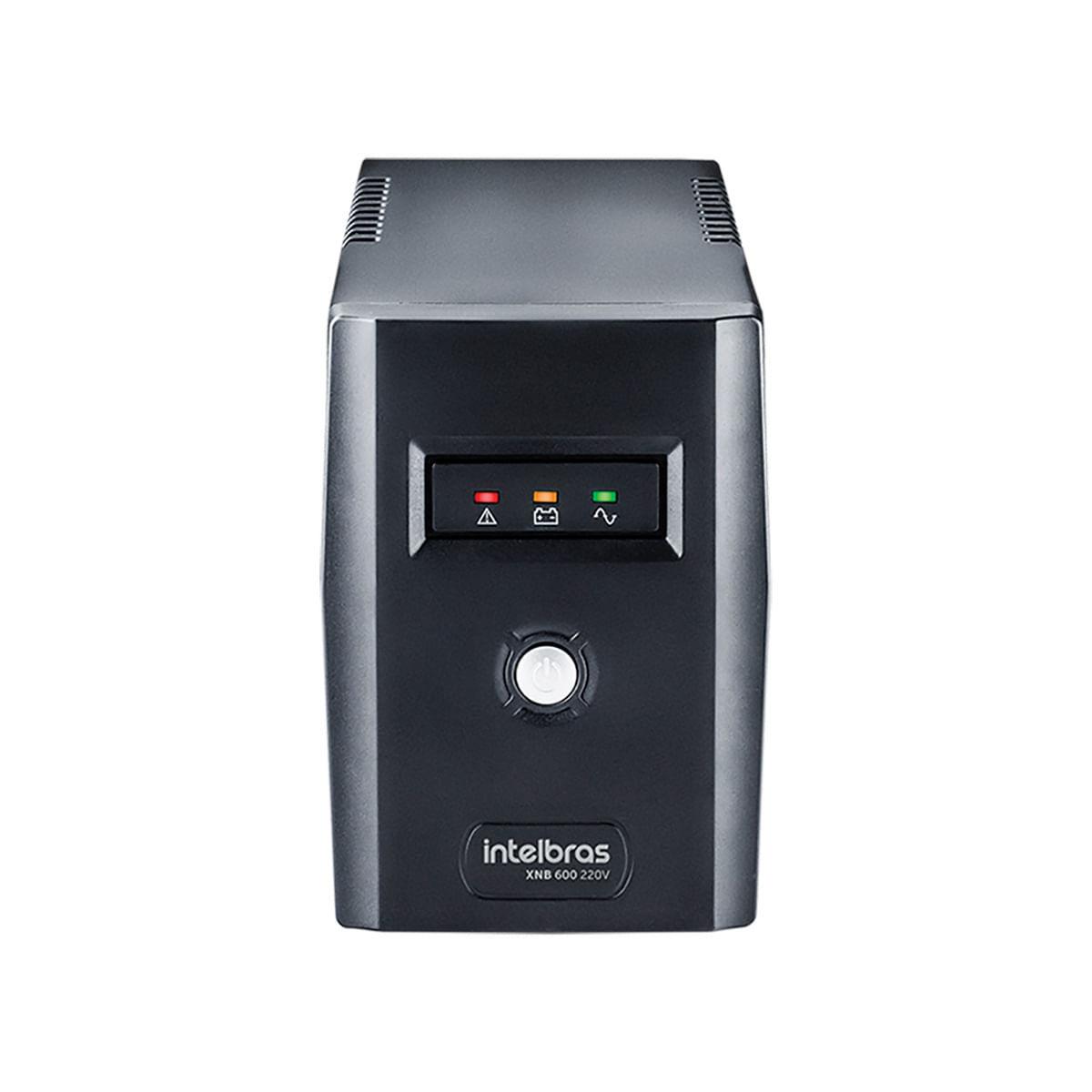 Nobreak Interativo Monovolt Intelbras XNB 600Va 220V