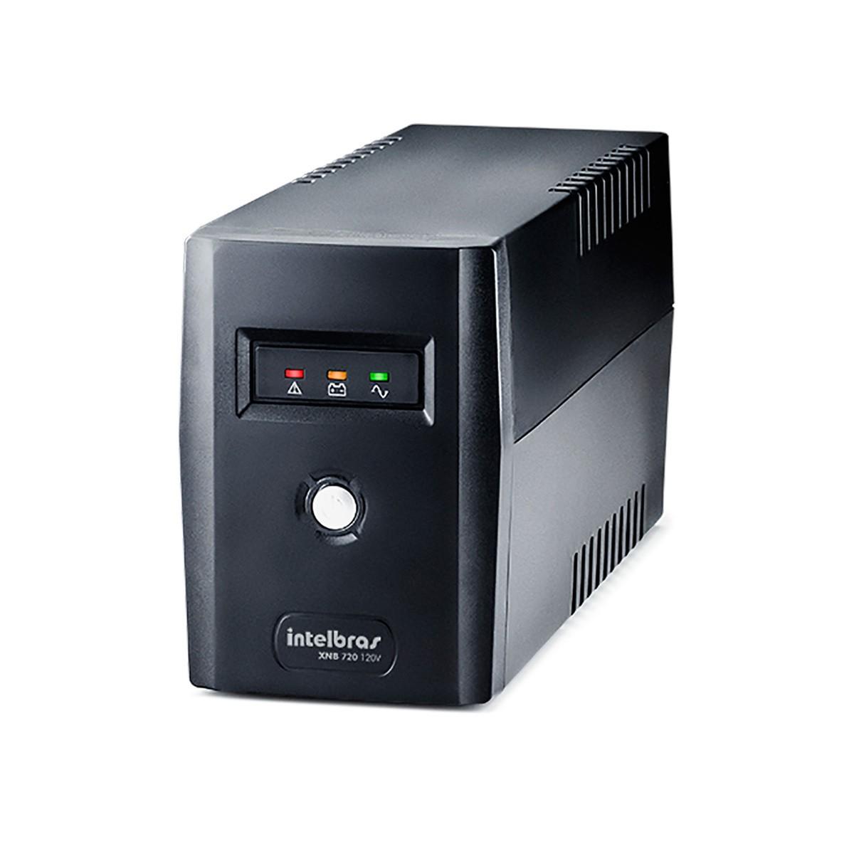 Nobreak Interativo Monovolt Intelbras XNB 720Va 120VV