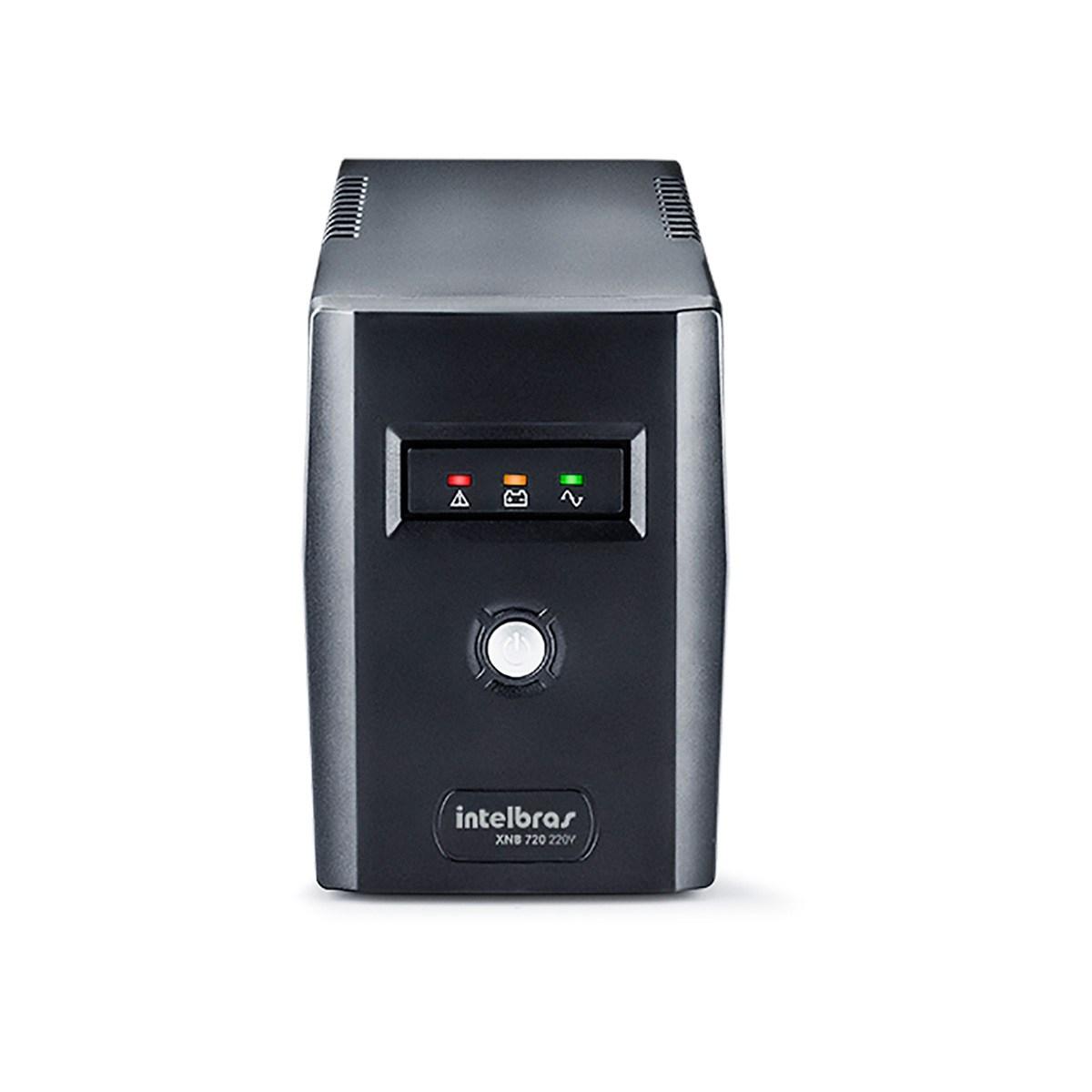 Nobreak Interativo Monovolt Intelbras XNB 720Va 220V
