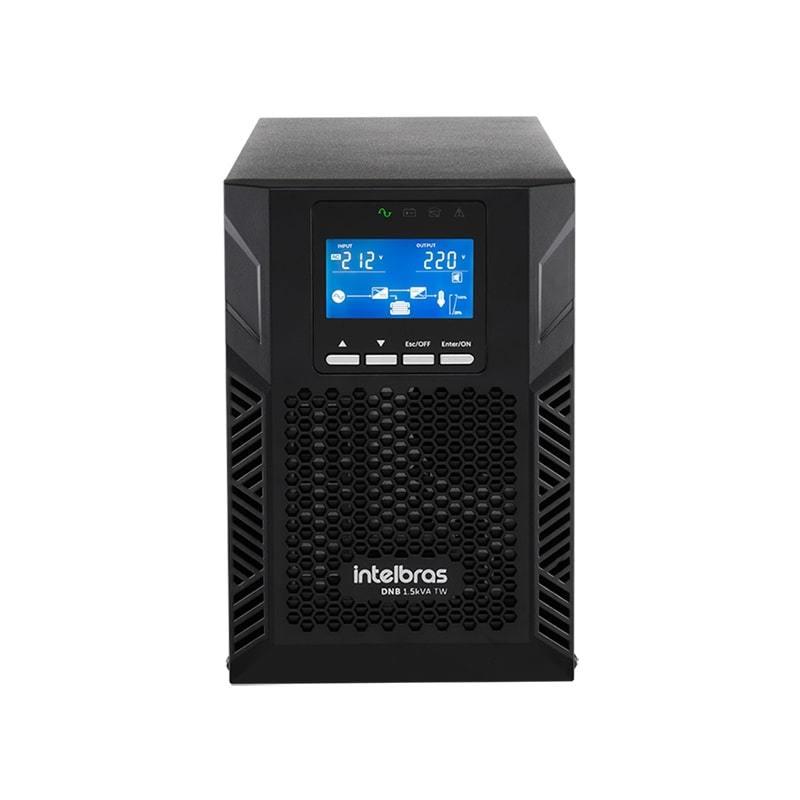Nobreak Online Torre Intelbras DNB 1.5kVA-220V-TW