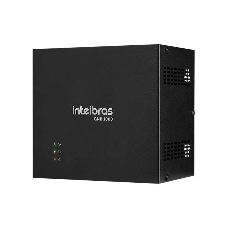 Nobreak para portão Intelbras GNB 1000VA-120V
