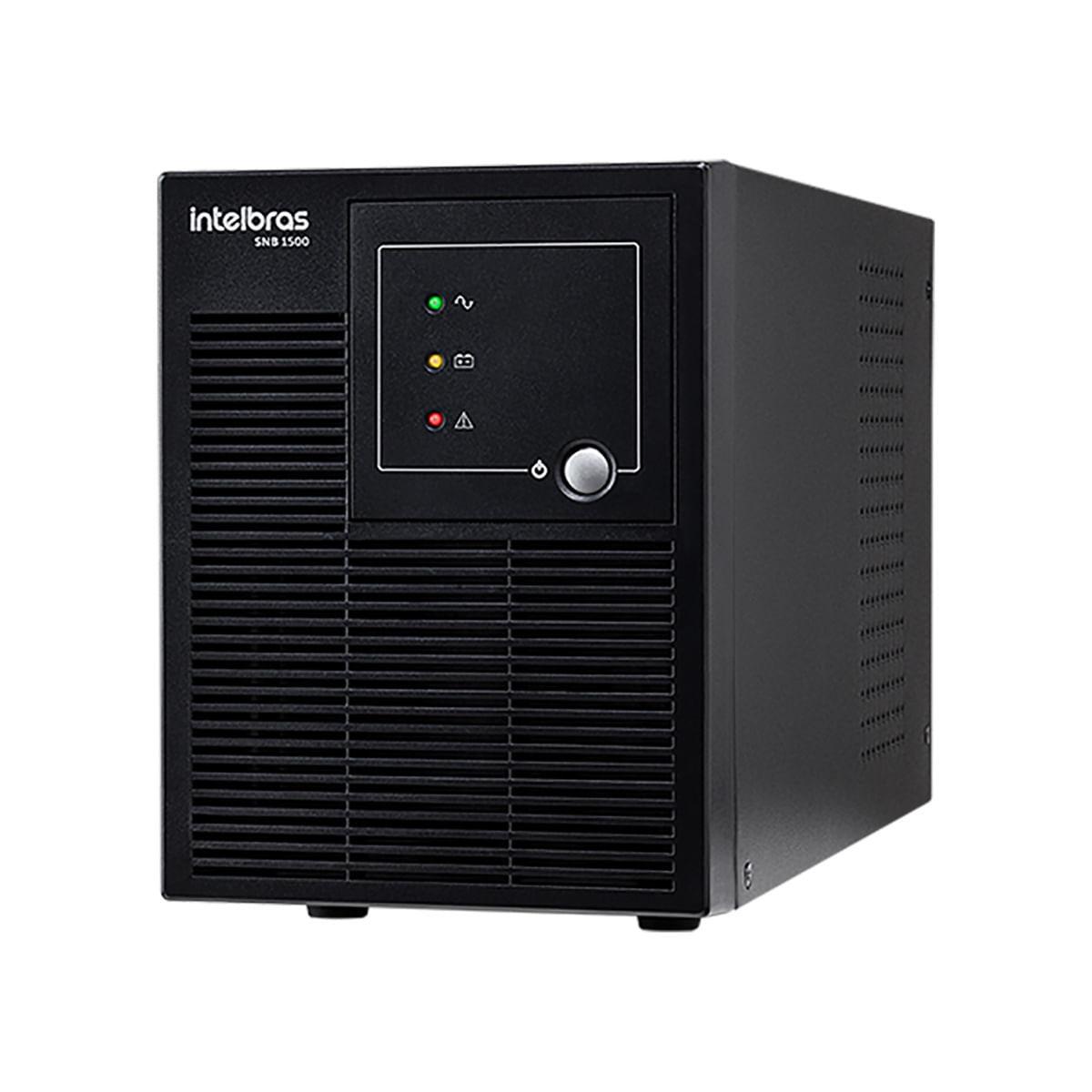Nobreak Senoidal  Intelbras SNB 1500VA Bivolt