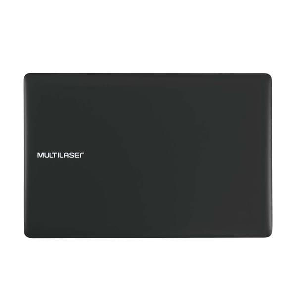 Notebook Multilaser Legacy Book, com Windows 10 Home , Processador Intel Pentium Quad Core, Memoria 4GB 64GB, Tela 14,1 Pol. HD, Preto - PC310