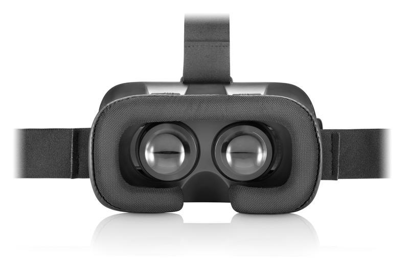 Oculos Realidade Virtual 3D Gamer Warrior - JS080