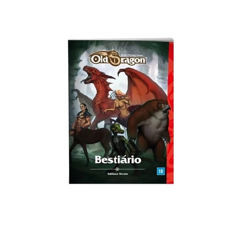 Old Dragon - Bestiário - Buró