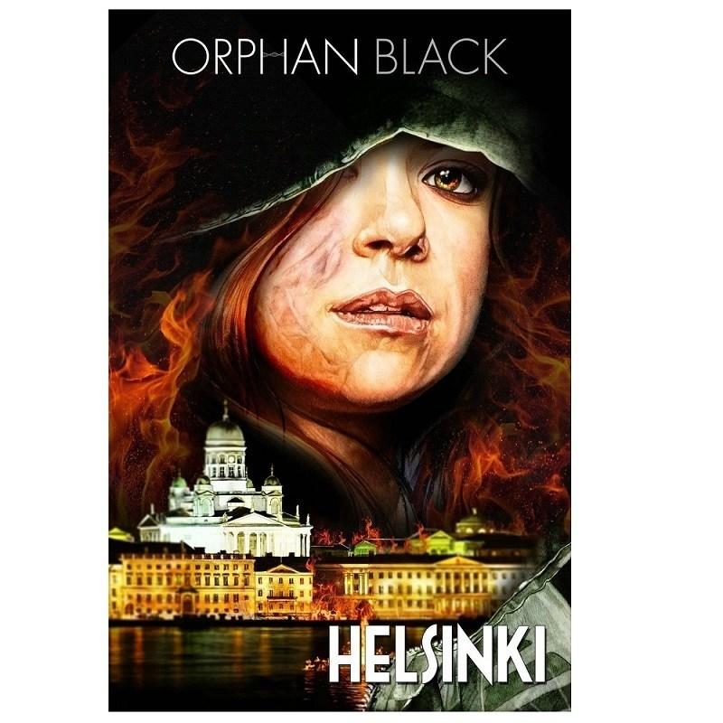 Orphan Black Helsinque - HQ - Meeple Br