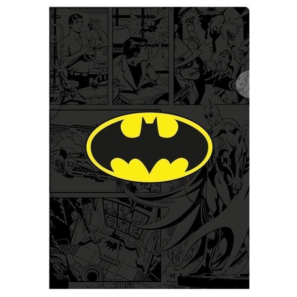 Pasta em L Batman DC Comics