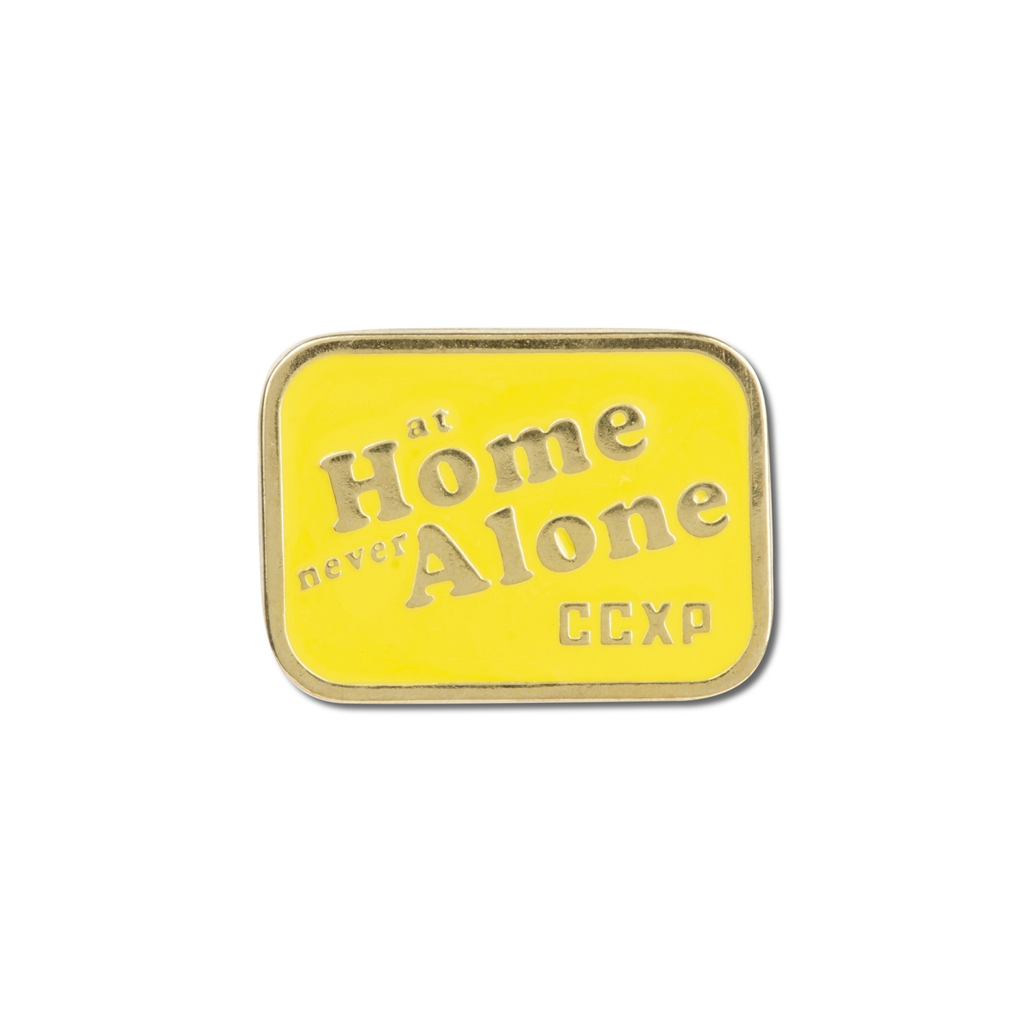 Pin At Home, Never Alone