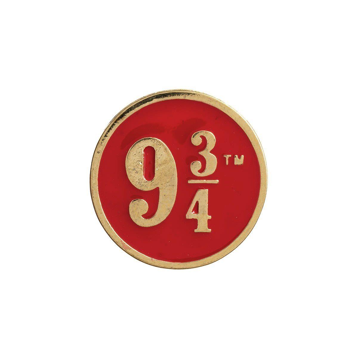 Pin Plataforma 9 3/4