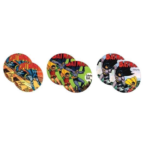 Porta-Copos Batman e Robin DC Comics