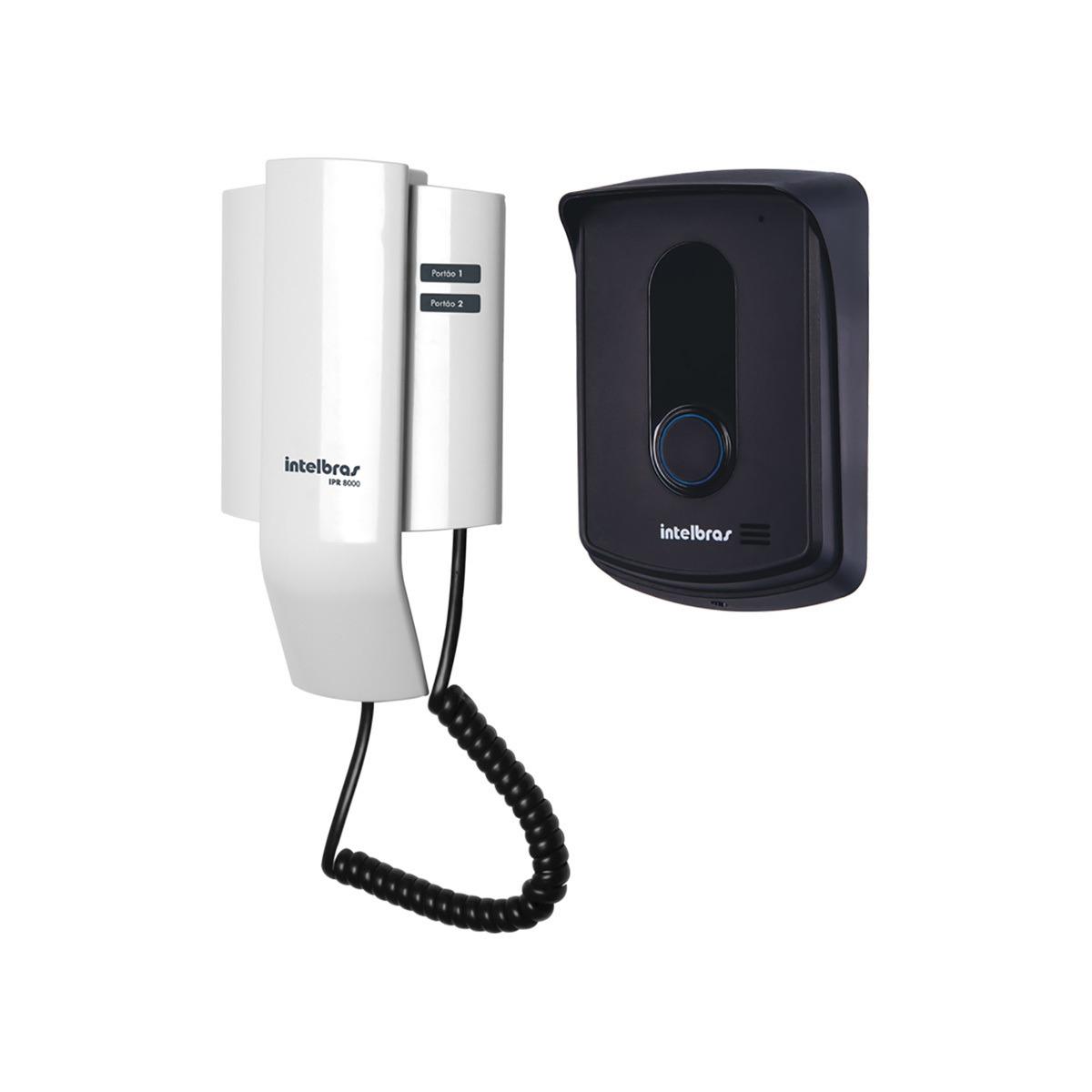 Porteiro Residencial Intelbras IPR 8010
