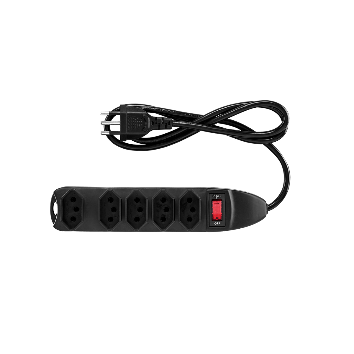 Protetor Eletrônico Intelbras EPE 1005 Preto
