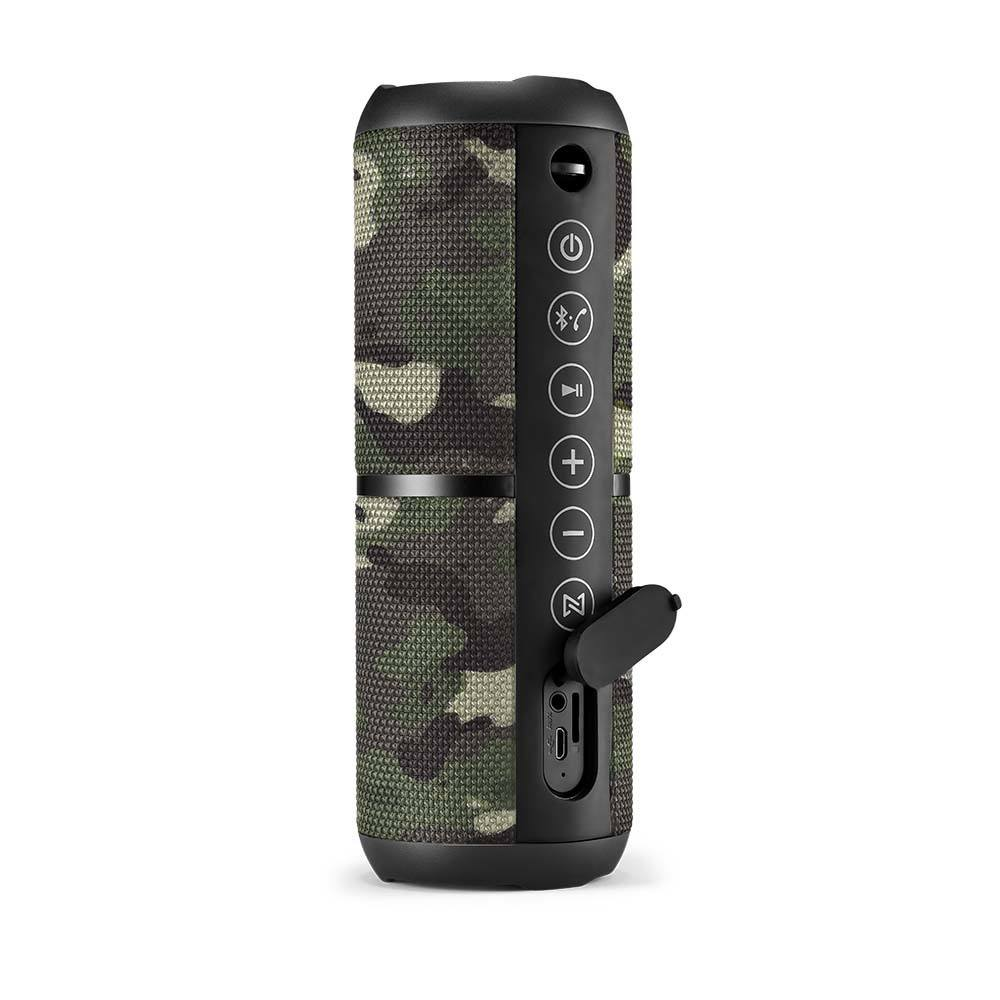 Pulse Bluetooth Speaker Wave II Camuflada - SP374