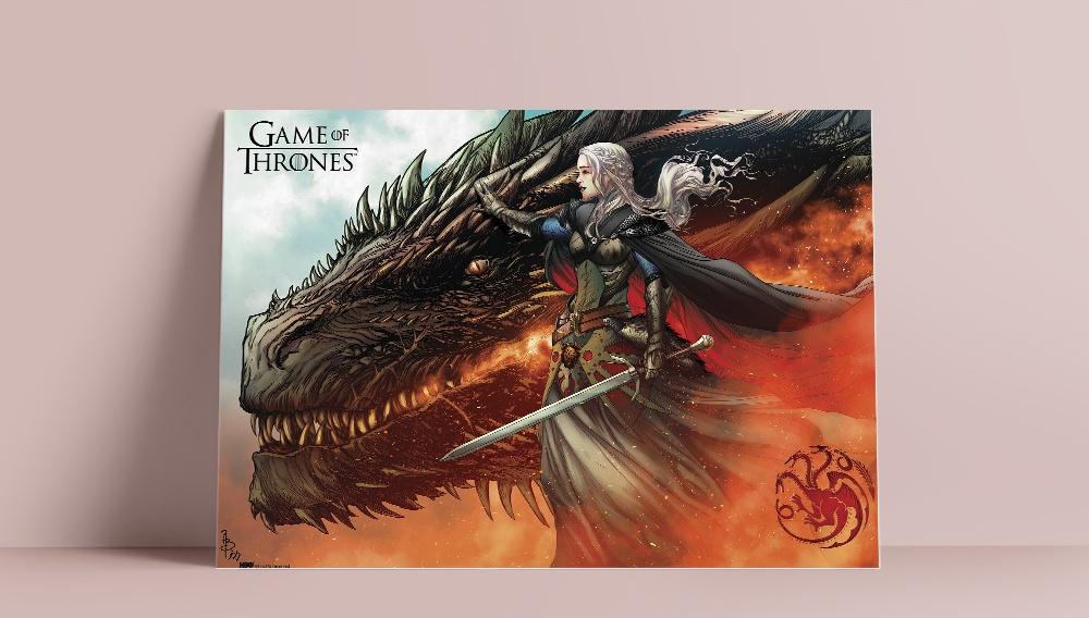 Game Of Thrones - Queen Daenerys