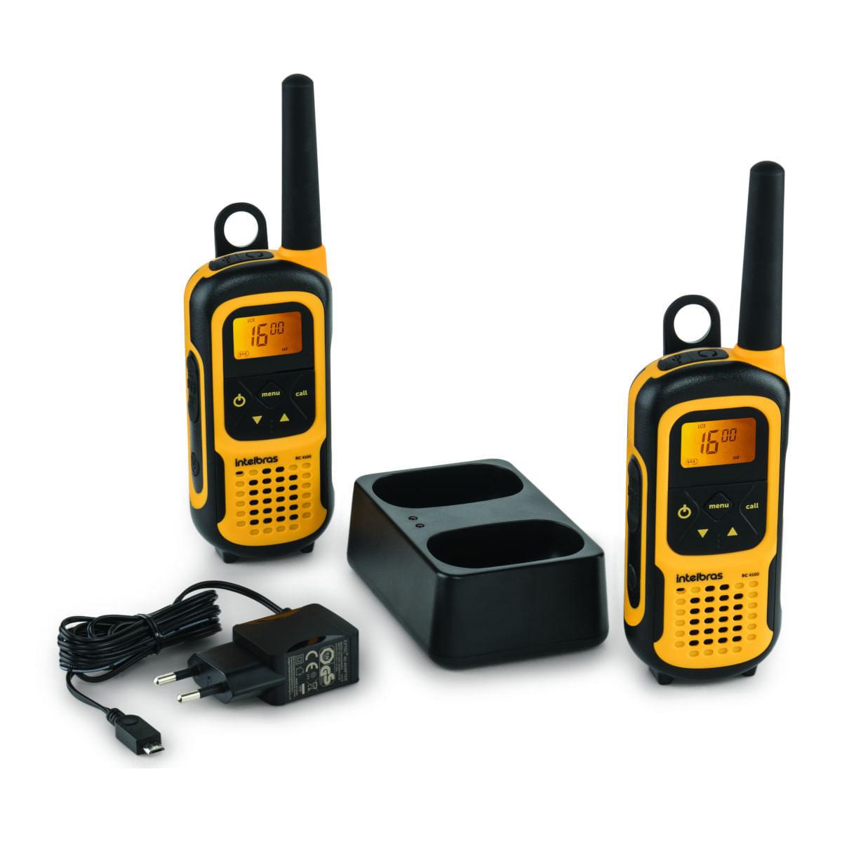 Radio Comunicador Intelbras RC 4102