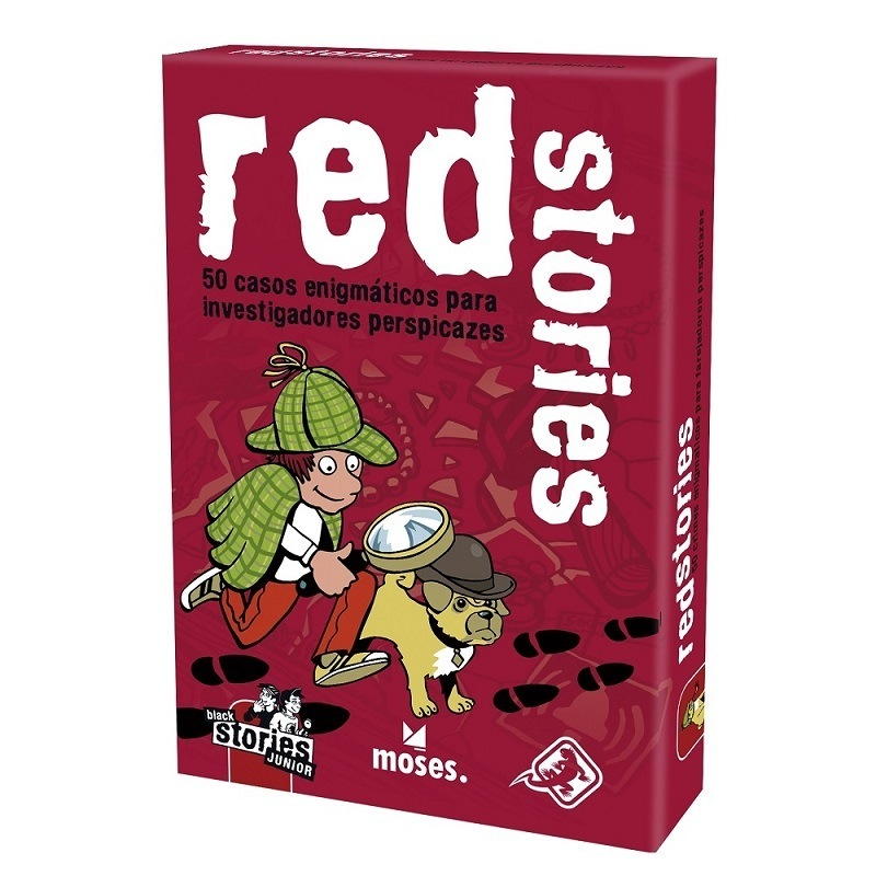 Red Stories - Galápagos