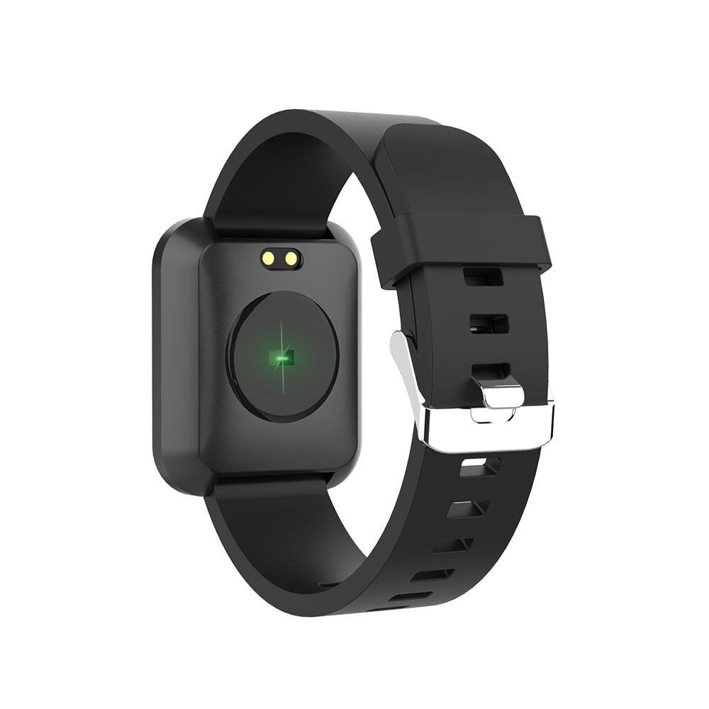Relógio Smartwatch Londres Atrio Android/IOS Preto - ES265