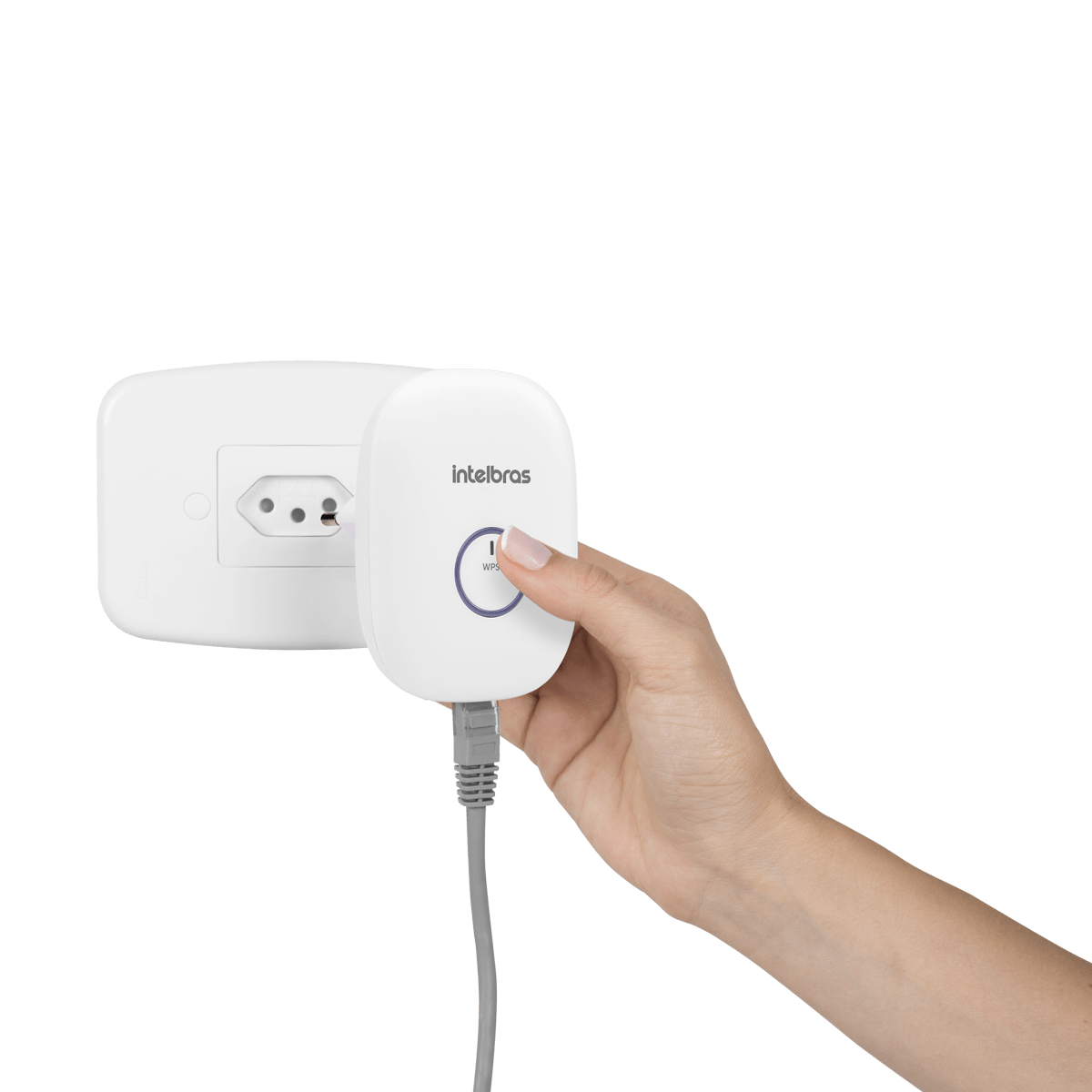 Repetidor Wireless Intelbras IWE 3000N
