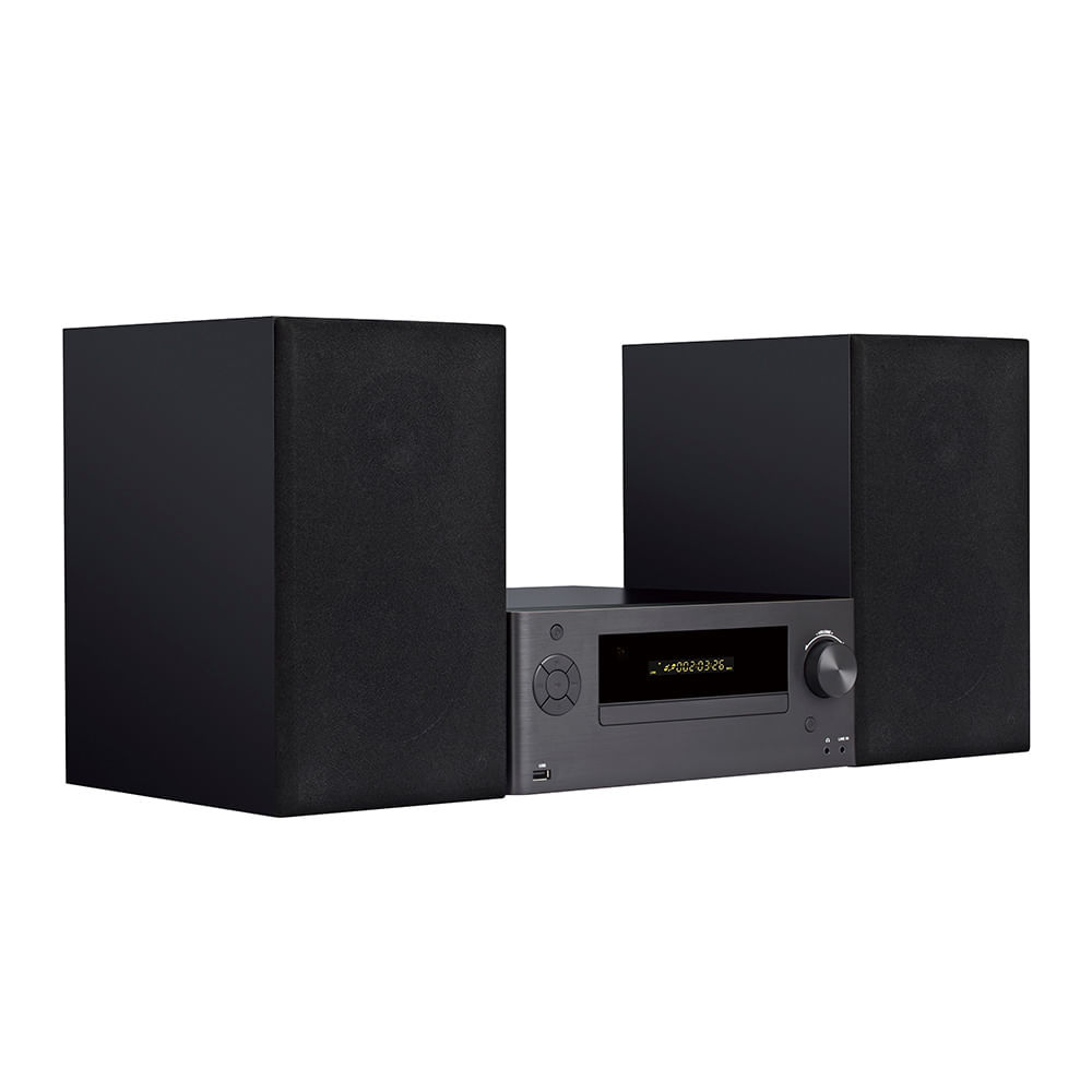 Retro Mini System Vintage 250W CD/BT/USB/SD/FM/AUX Pulse - SP387