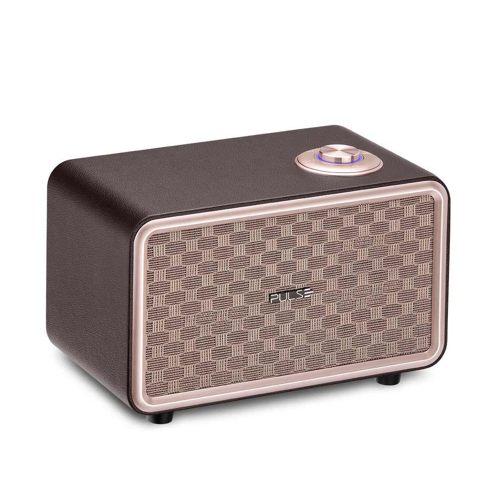 Retro Pulse Bluetooth Speaker Presley - SP367