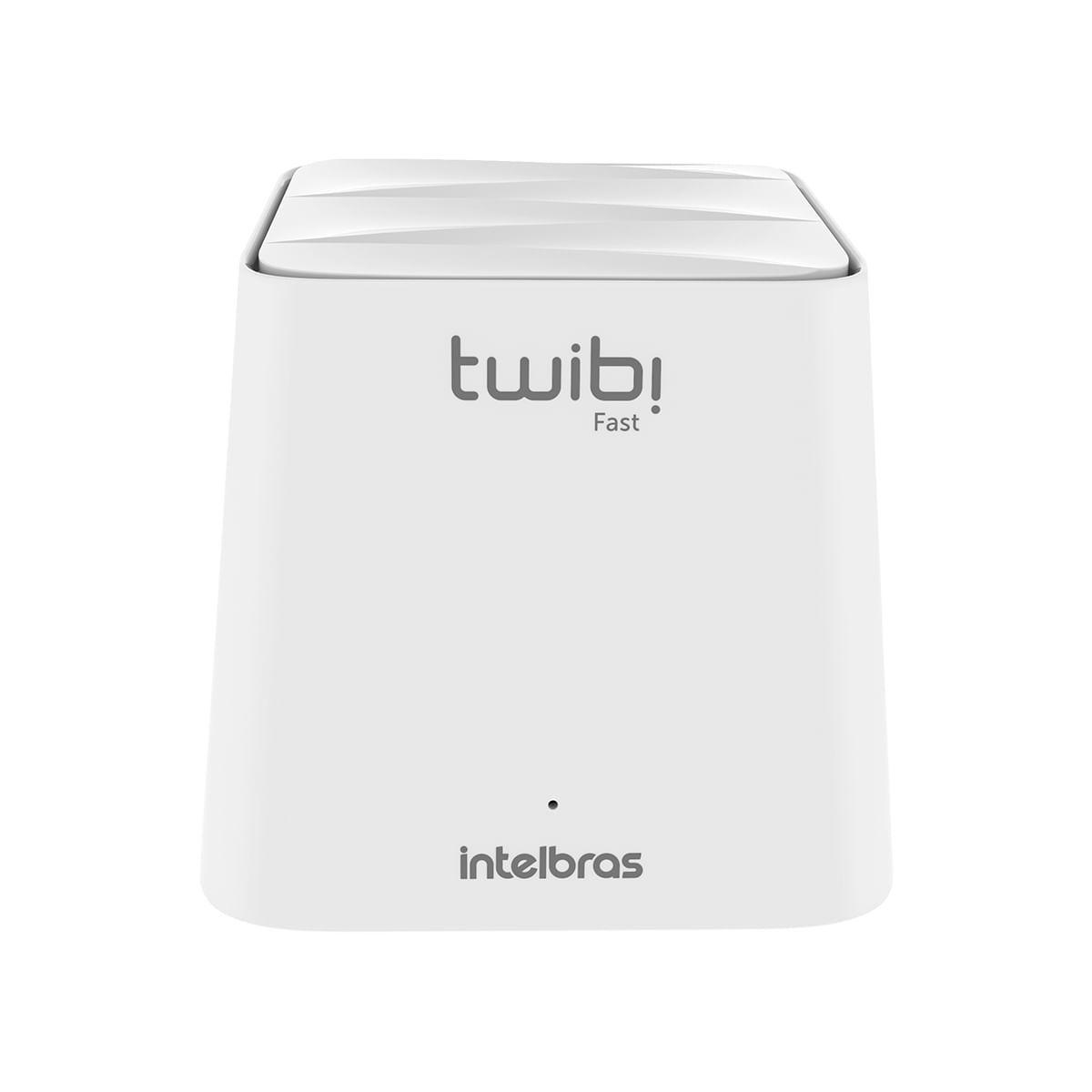 Roteador Twibi Fast Wi-Fi 5 Mesh Intelbras
