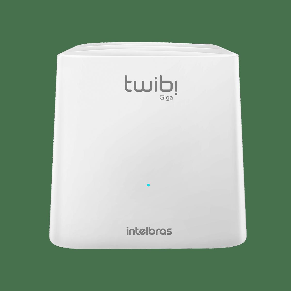 Roteador Twibi Giga Wi-Fi 5 Mesh Intelbras