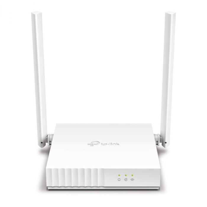 Roteador Wireless TP-Link TL-WR829N 300 Mbps 5dBi Branco 2 Antenas Suporta IPv6