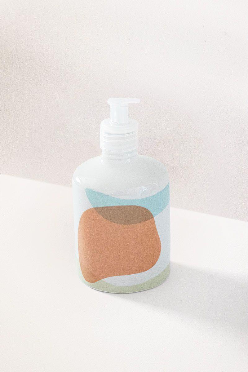 Saboneteira líquida cores
