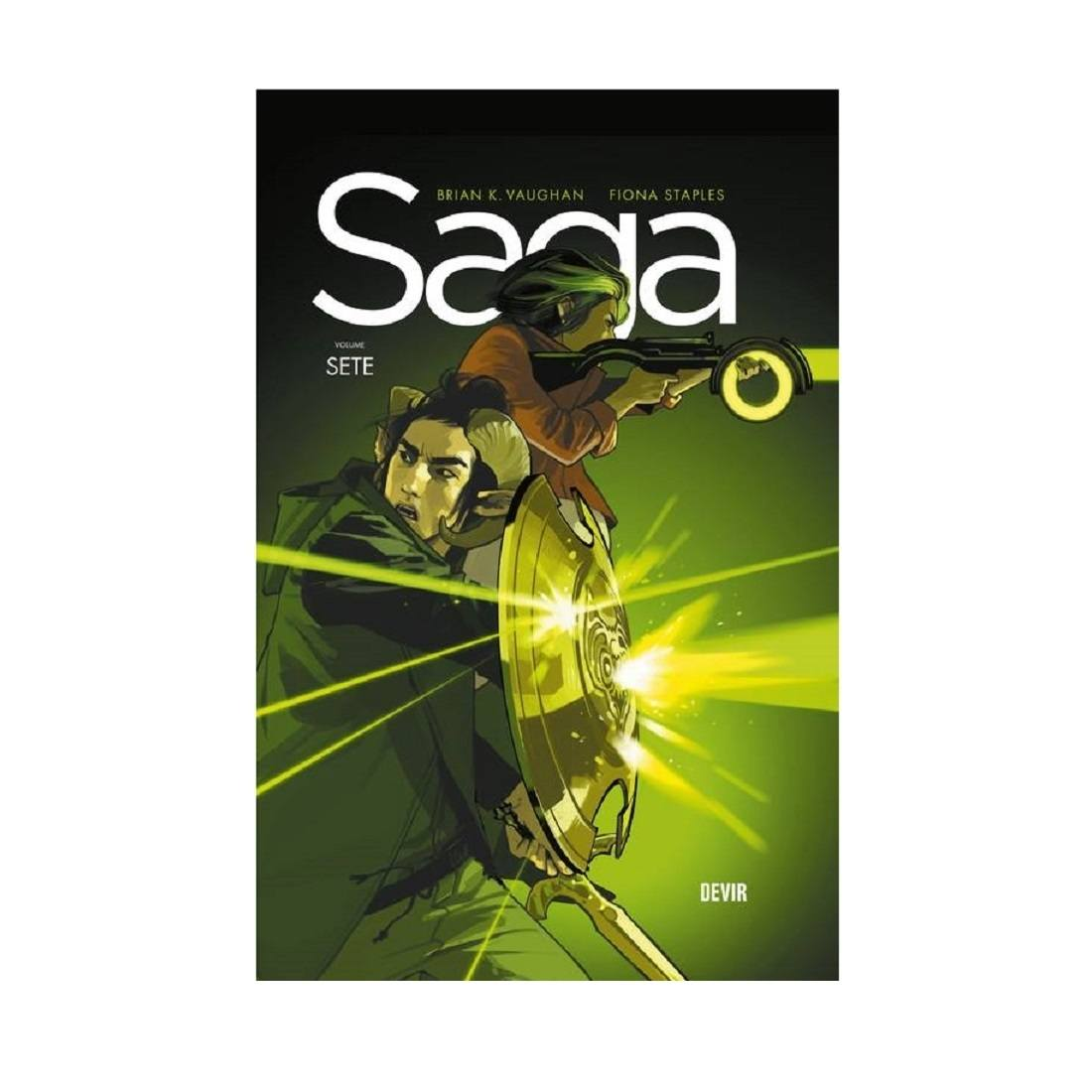 Saga Vol 7 - HQ - Devir
