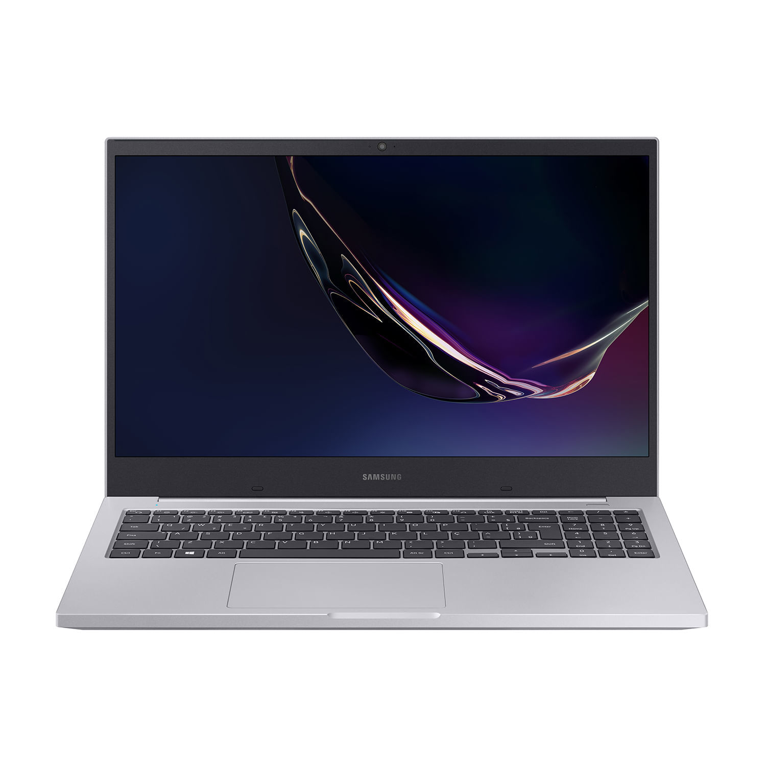 Notebook Samsung Book X20 Intel® Core™ i5-10210U , Windows 10 Home, 4GB, 1TB, 15.6'' Full HD LED - Prata