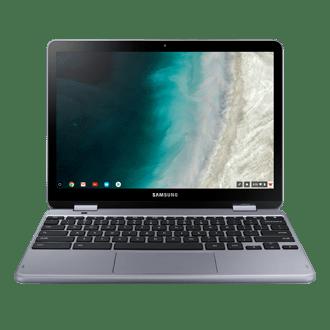 Notebook Samsung Chromebook Plus Intel® Dual-Core, Google Chrome OS, 4GB, 32GB, Touchscreen 12.2'' Full HD LED, S-Pen