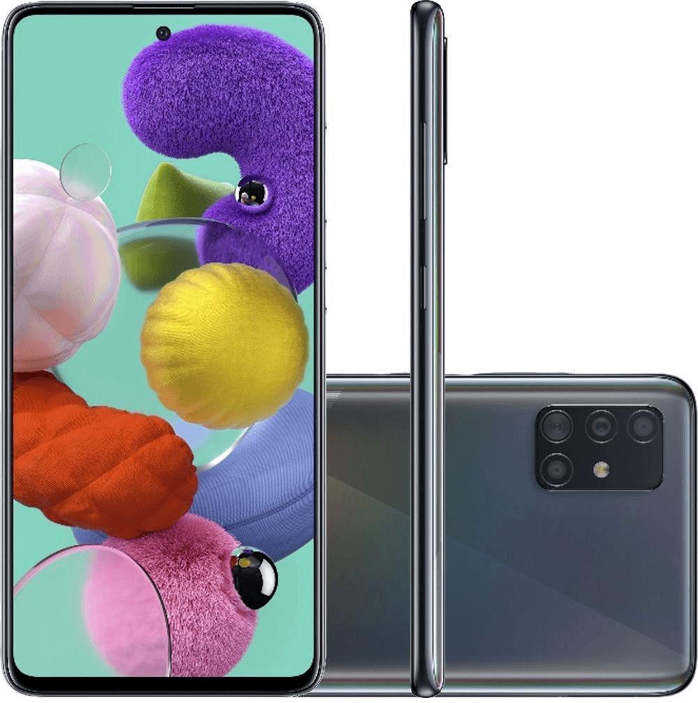 Samsung Galaxy A51 Preto