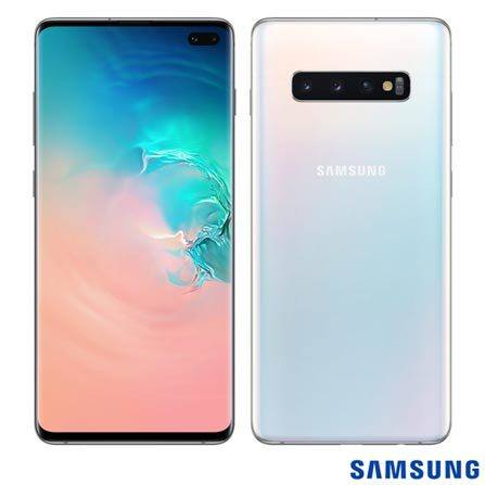 SAMSUNG GALAXY S10 PLUS BRANCO